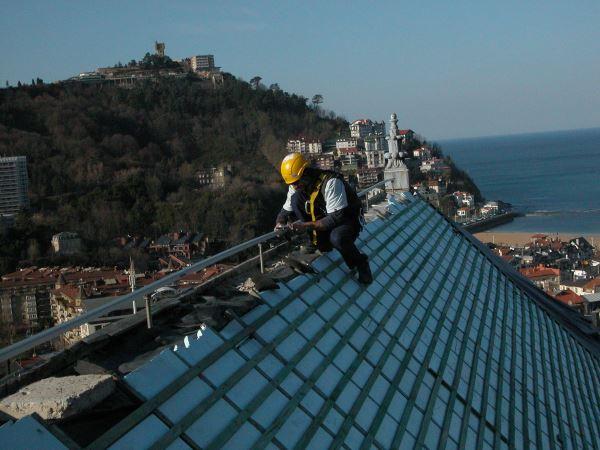 trabajos en altura curso prevencion seguridad